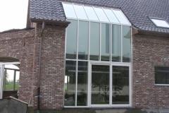 Aluminium  ramen en deuren - Schrijnwerkerij Van Damme & Zoon