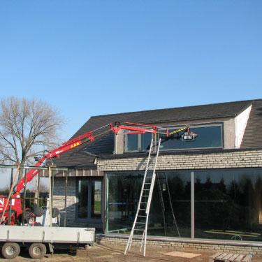 Schrijnwerkerij Van Damme & Zoon - Houten ramen en deuren, aluminium, pvc, houtschrijnwerk, timmerwerken